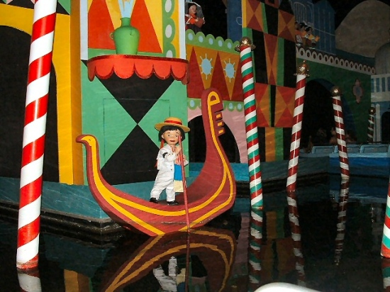 Its A Small World Walt Disney Magic Kingdom Fantasyland Attraction Ride WDW