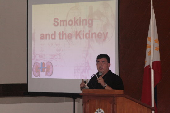 2011 REDCOP National Kidney No Smoking Month Bayawan City Health Office