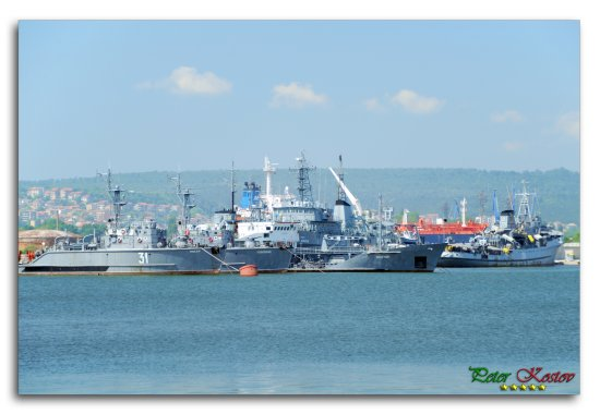 ship navy sea port harbour varna bulgaria nikon sigma