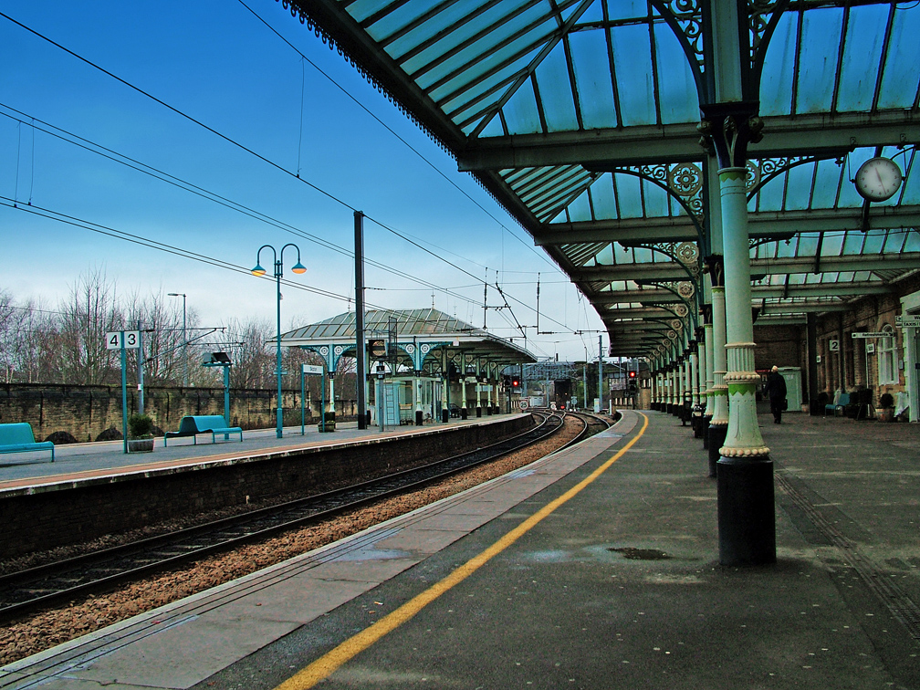 Skipton railway station - Wikipedia