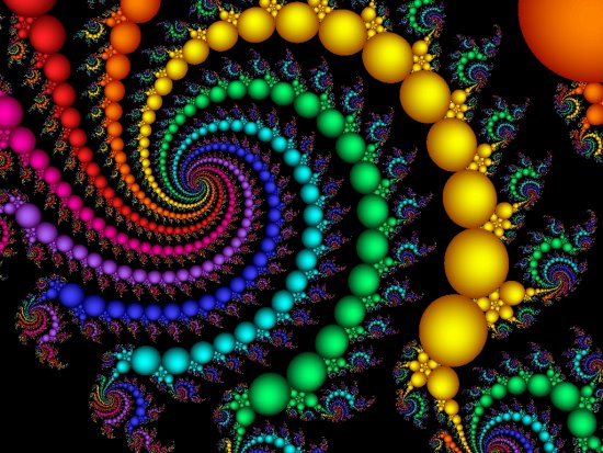 multicolorfriday2 Colorful pearls fractal