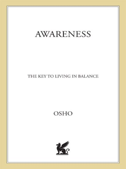meditation techniques osho awareness on books