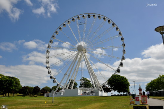 plymouth hoe wheel