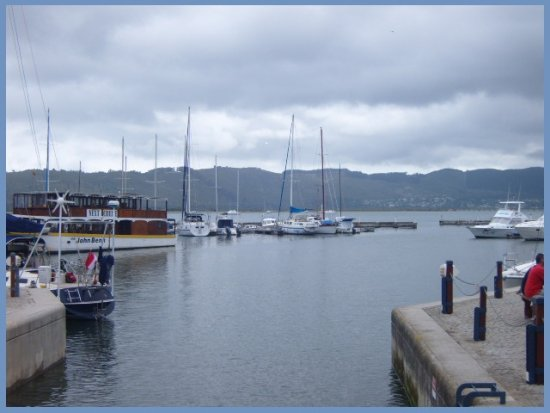 Sailing Boats in Harbour