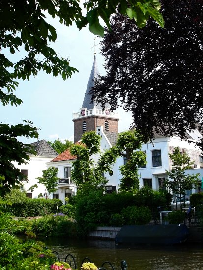 netherlands vreeland view vecht church nethx vreex vechx viewn waten churn