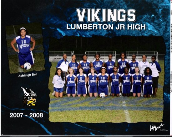 Lumberton volleyball