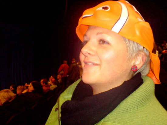finding nemo on ice o2 nice hat treaclepie
