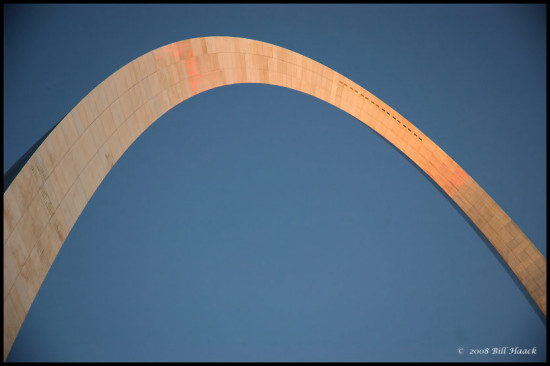 stlouis missouri us usa architecture arch monument bh reflection sky nght 2008