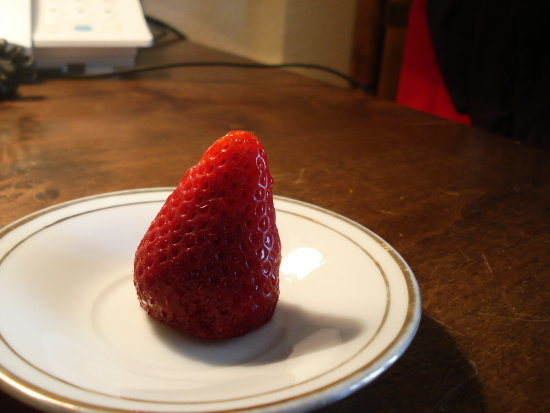 Leading actress and film star the Strawberry