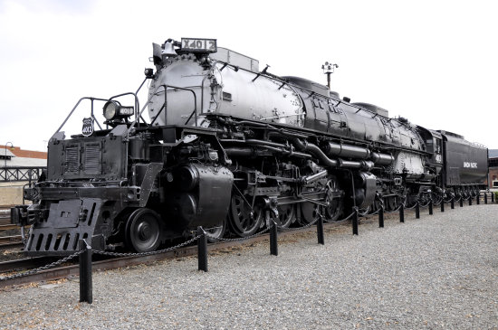 steamtown scranton pennsylvania railroad train locomotive engine