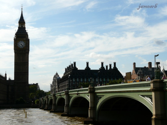 bigben bridge london