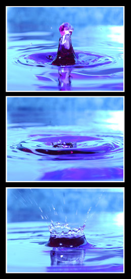 some more waterdrops