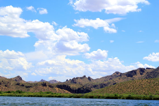 Lake Sahuaro, Arizona