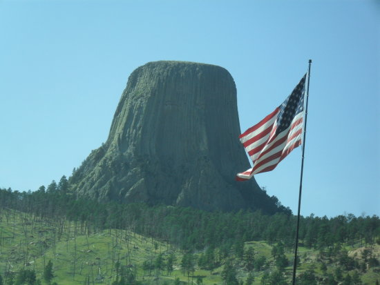 Mamontof Devil tower WY