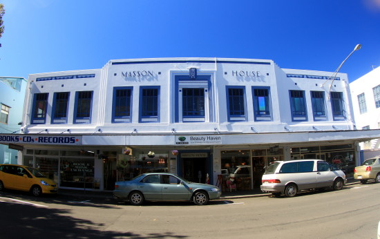 A bit of Napier art deco