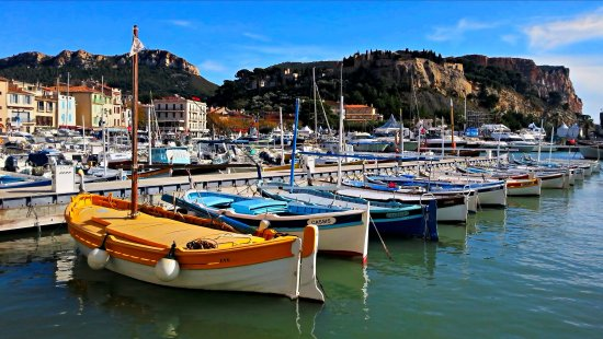 Beautiful Cassis