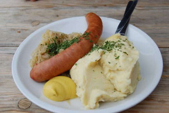 famous german food