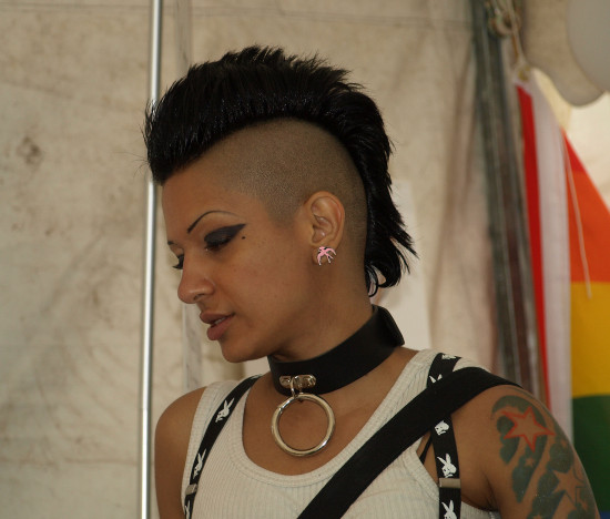 Mohican Haircut Hairstylegalleries Com