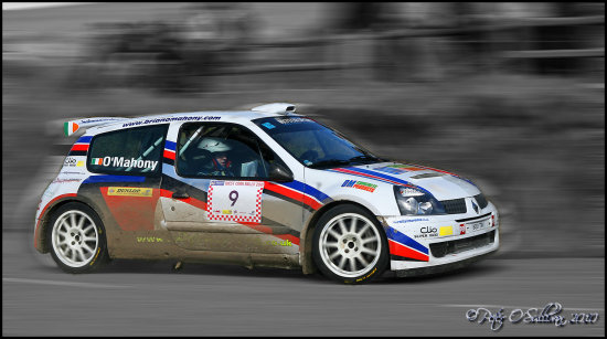 Rally West Cork Clonakillty Cork Ireland Peter OSullivan
