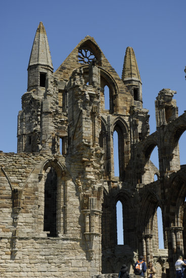 Whitby Abbey UK