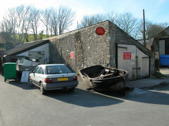 Cornwall Charlestown Car Park