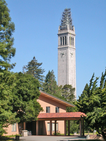 ucbfph tower campanile california construction uc berkeley university ucb
