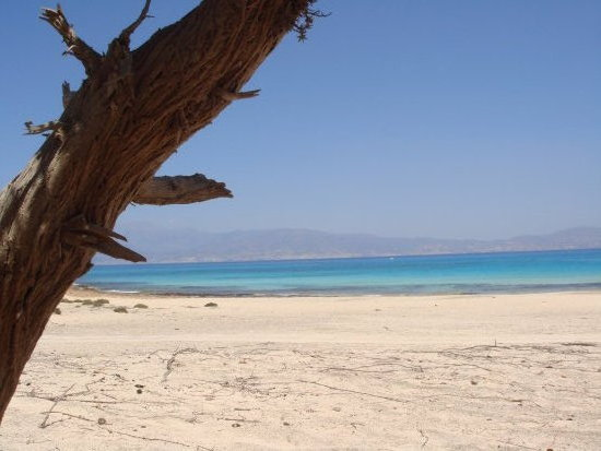 Chrisi Island crete greece