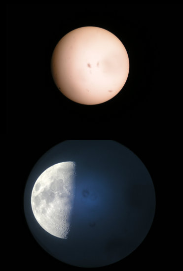 SOL Y LUNA