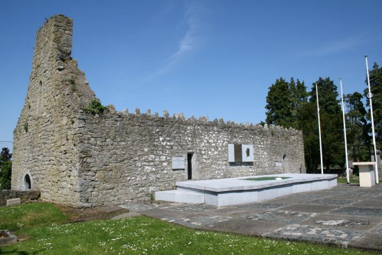 burial ground of theobald wolfe tone