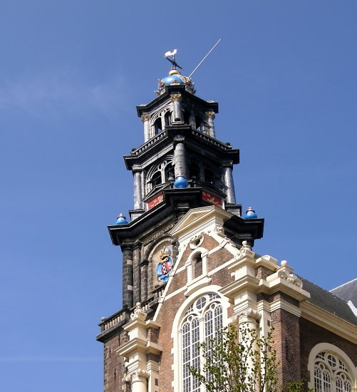 netherlands amsterdam architecture church nethx amstx archn towen churn