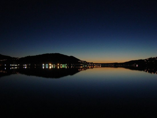 dawn otago harbour 2007 dunedin littleollie