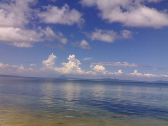 The beach of Calatagan