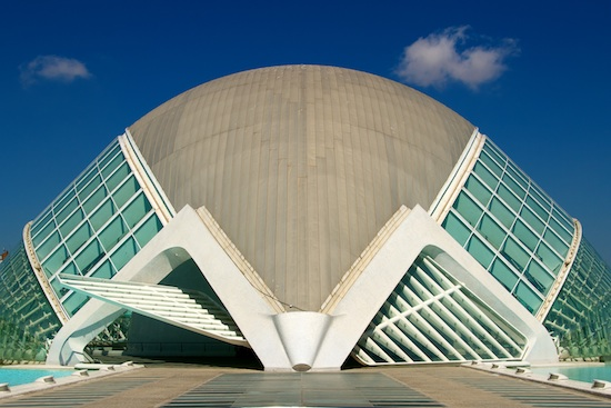 spain valencia hemispheric