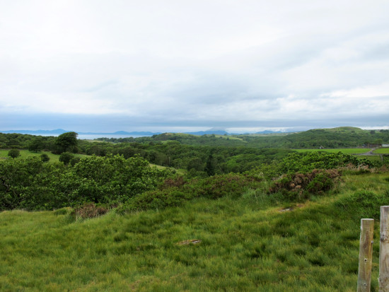 Early June 2012 - Half Term - we went to Wales for a few days  22. Quite a climb but a good vie...