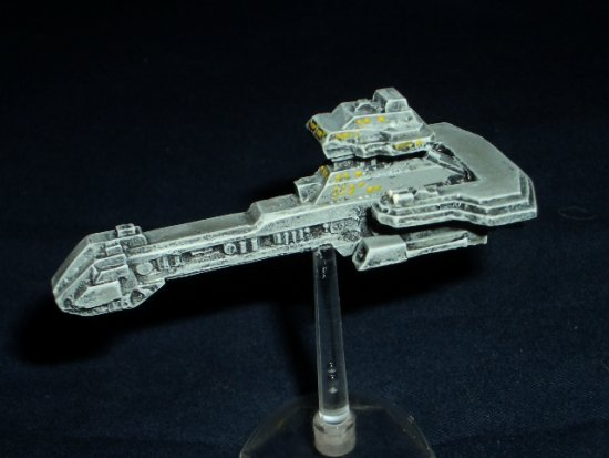 SF science fiction miniature model spaceships