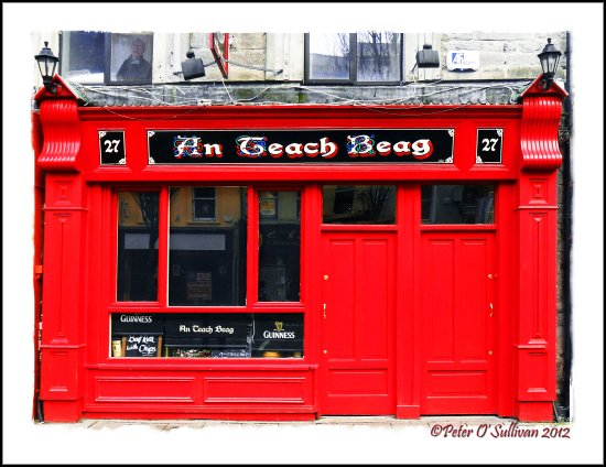 reflectionthursday An Teach Beag Pub Tralee Kerry Ireland