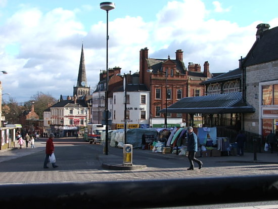 darlington market