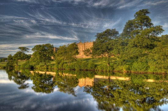 Peak District Derbyshire Chatsworth reflectionthursday
