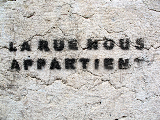 graffitti street_art politics Grenoble