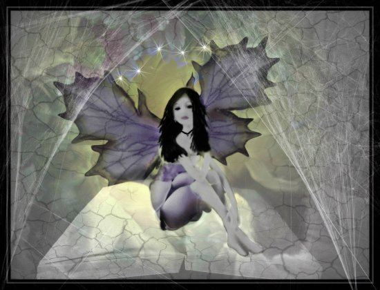gothicfairybook digitalartclub