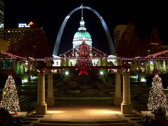 Captivating St Louis Gateway Arch