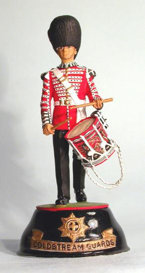 90mm Figure * Drummer of the Coldstream Guards