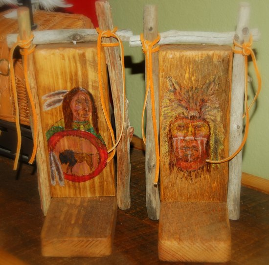 bookends nativeamerican