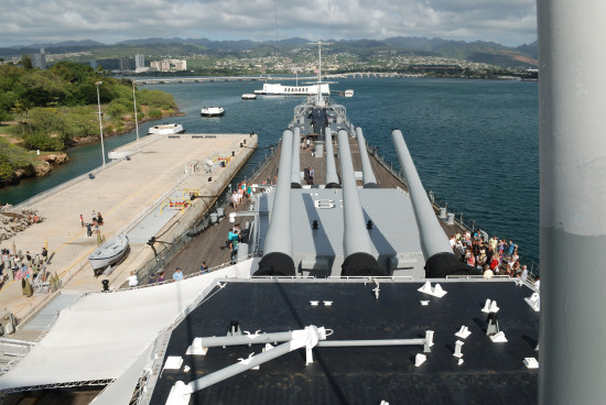Hawaii Oahu pearl harbor