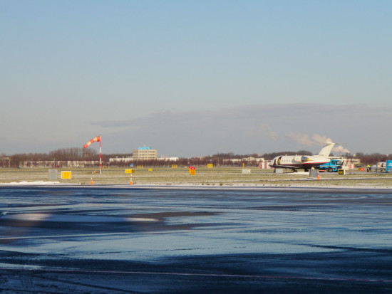 winter schiphol holland