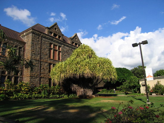 Bishop museum in Hawaii