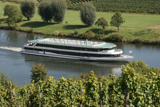 boatsfriday moselle luxembourg