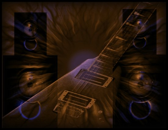 Guitar speakers digitalartclub