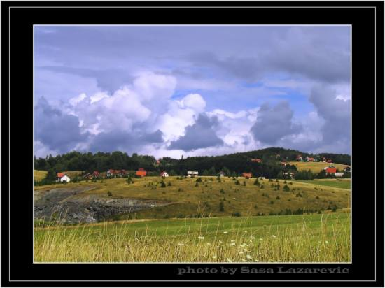 nature travel zlatibor