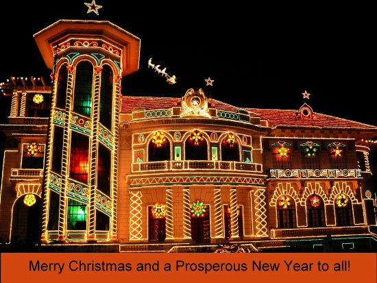 Christmasfriday jett366 angelicum school iloilo lights Christmas
